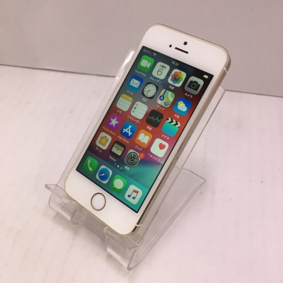 iPhone 5s 16GB ME334J/A A1453 ゴールド画像1